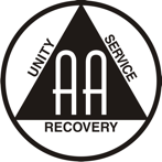 Alcoholics Anonymous (AA) Logo