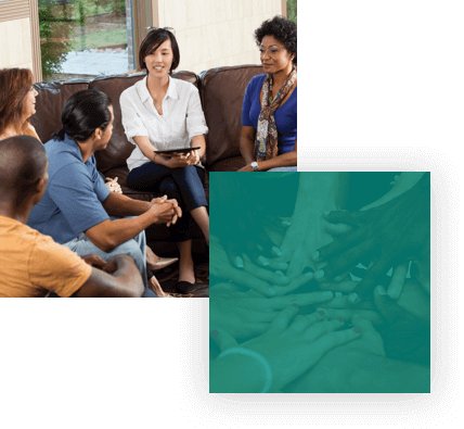 prescription drug addiction support group in rehab