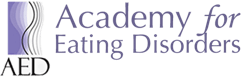 The Academy for Eating Disorders (AED) Logo