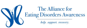 The Alliance for Eating Disorders Awareness Logo