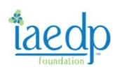 International Association of Eating Disorders Professionals Foundation (IAEDP) Logo