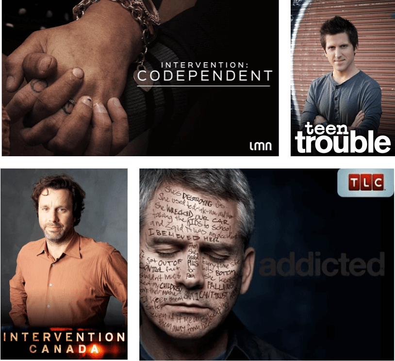 Intervention-themed Realtiy Shows