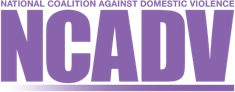 National Coalition Against Domestic Violence (NCADV) Logo