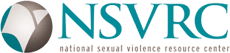 National Sexual Violence Resource Center (NSVRC) Logo
