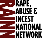 RAINN (Rape, Abuse & Incest National Network) National Sexual Assault Hotline Logo