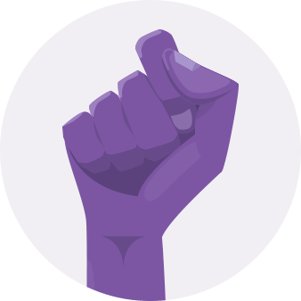 strong fist icon