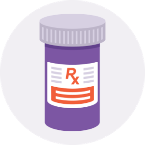 Prescription Pills Icon