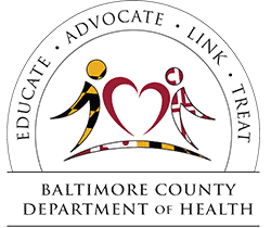 Baltimore County Department of Health Logo