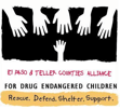 El Paso and Teller Counties Alliance for Drug Endangered Children Logo