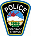 Colorado Springs Metro Vice, Narcotics and Intelligence Division Logo