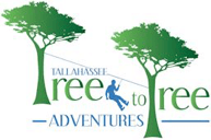 Tallahassee Museum's Tree to Tree Adventures logo