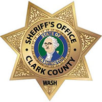 Clark County Sheriff's Office Badge