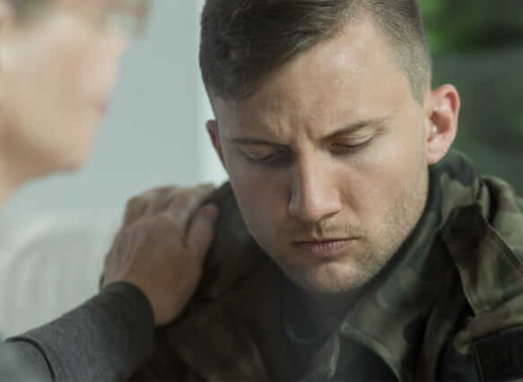 PTSD and Addiction | Causes, Symptoms & Getting Help