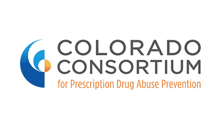 Colorado Consortium for Prescription Drug Abuse Prevention Logo