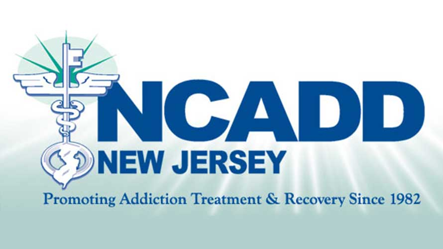 National Council on Alcoholism and Drug Dependence - New Jersey Logo