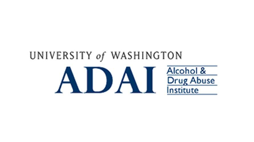 The University of Washington Alcohol and Drug Abuse Institute Logo