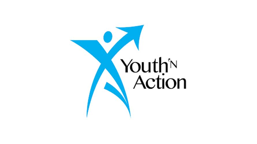 Youth 'N Action Health and Wellness Advocates in Washington Logo