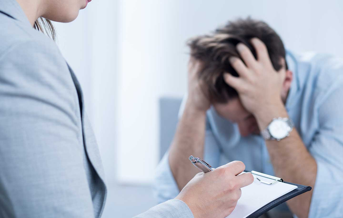 Co-Occurring Disorders: Addiction