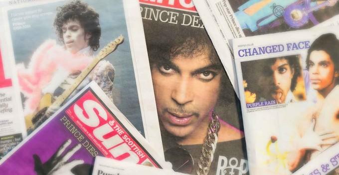 Reports: Prince Had History of Drug Addiction