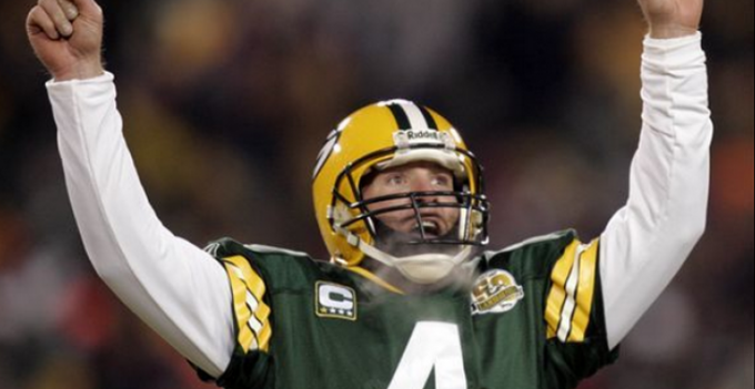 On Cusp of Hall of Fame, Brett Favre Opens Up About Addiction Battle