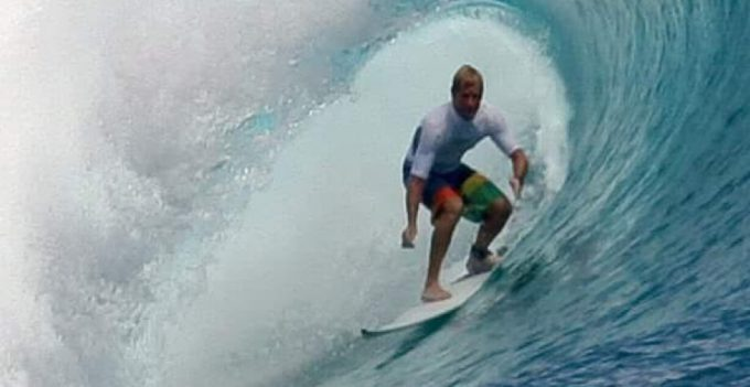 Surfer Lonny Mead Beats Addiction, Helps Others in Recovery
