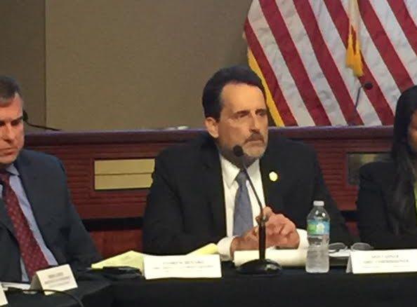 Don Ladner Opioid Workshop Panel