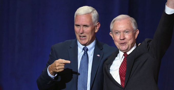 Jeff Sessions Asks Congress to Roll Back Medical Marijuana Protections
