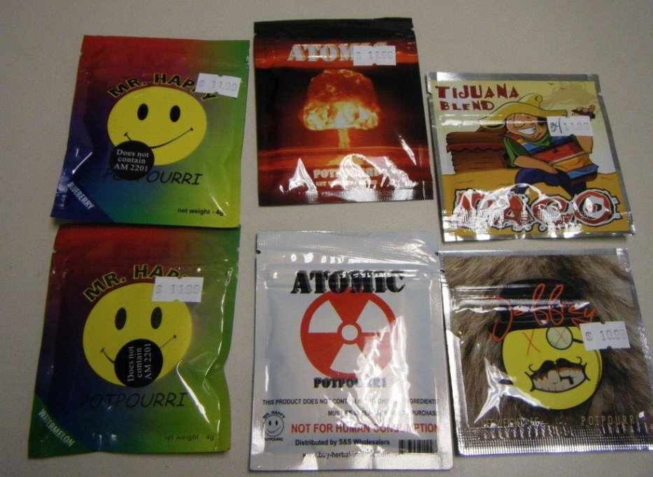 What Does Spice Look Like? | Recognizing Synthetic Marijuana